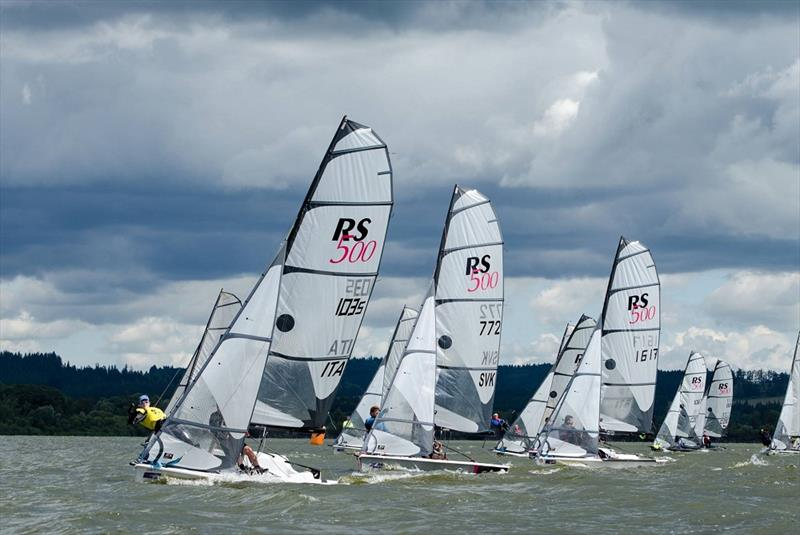 RS500 Crown Cup at Lake Lipno - photo © Crown Cup