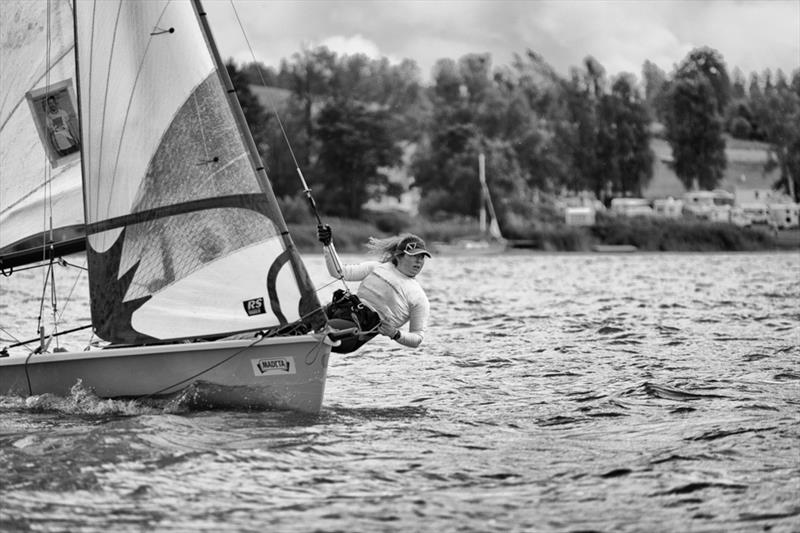 RS500 Crown Cup at Lake Lipno photo copyright Crown Cup taken at  and featuring the RS500 class
