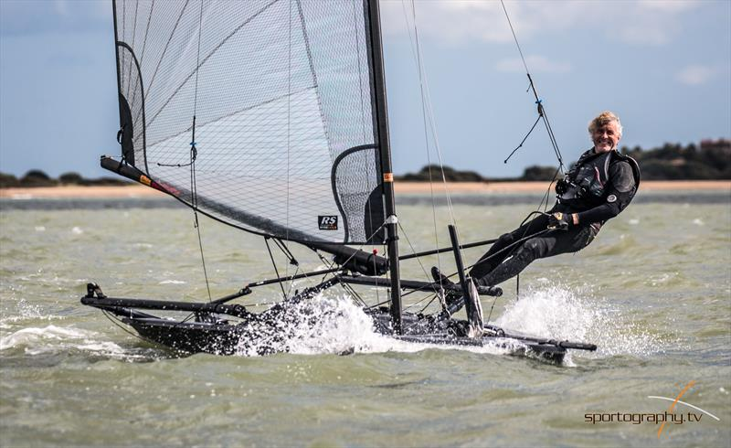 RS700 and RS800 Volvo Noble Marine Nationals at Stokes Bay - photo © Alex & David Irwin / www.sportography.tv