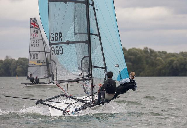 RS800 Inlands at Grafham Water - photo © Tim Olin / www.olinphoto.co.uk