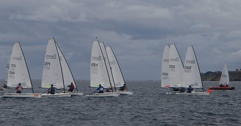 RS Aero Scottish Champs, North Berwick by  photo copyright Jamie Pearson / JP Watersports taken at East Lothian Yacht Club and featuring the RS Aero class