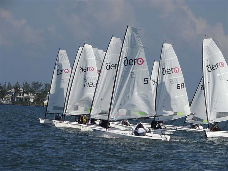 RS Aero Florida State Championships - photo © Mike Grant