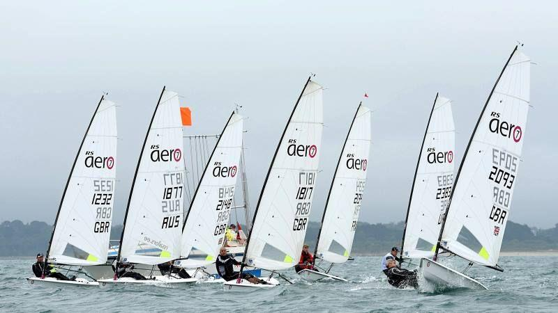 Rooster RS Aero World Championship day 1 - photo © YCCarnac
