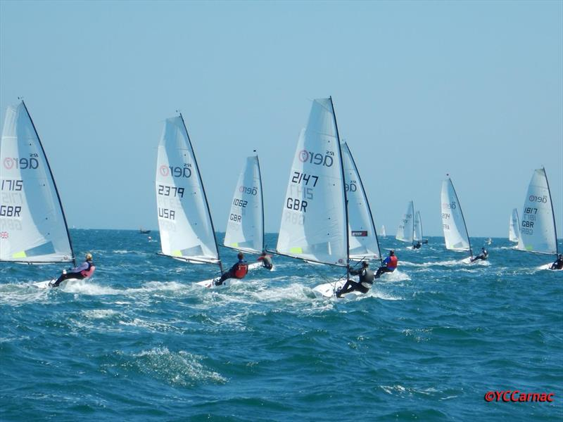 Rooster RS Aero World Championship day 3 - photo © YCCarnac