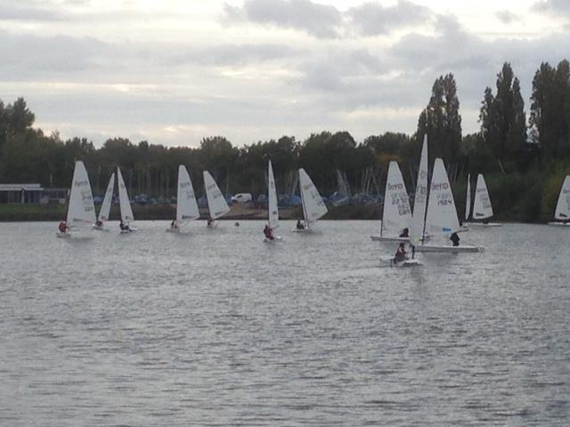 Papercourt RS Aero Open - photo © Papercourt Sailing Club
