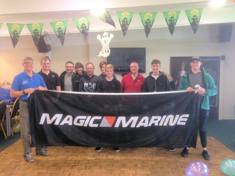 Magic Marine RS Aero UK Inlands Prize Giving - photo © Nigel Rolfe