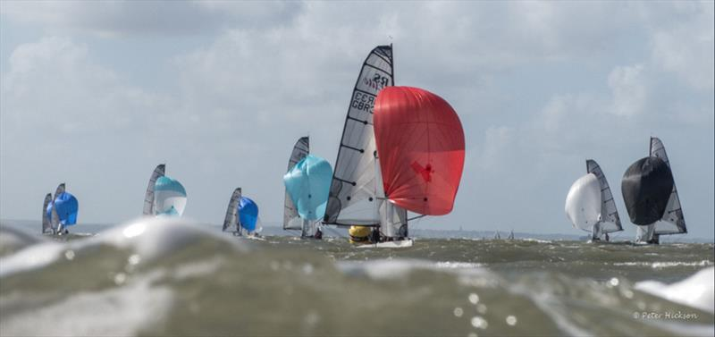 RS Elite Southern Areas at Hayling Island - photo © Peter Hickson