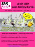 RS Feva South West Open Training Camps - photo © RS Feva class