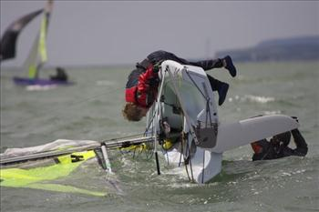 Sekonda RS Feva Nationals at Hayling
