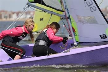 Sekonda RS Feva UK Nationals at Thorpe Bay