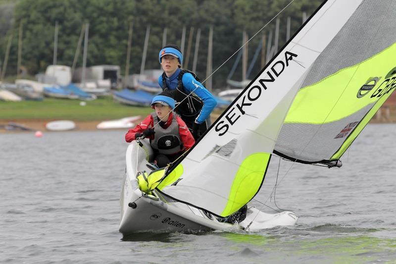 CAPITA RS Feva Inland Championships at Rutland