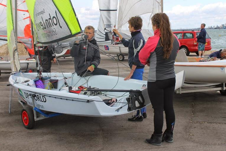Coaching by North Sails One Design at GJW Direct SailFest - photo © SailRacer