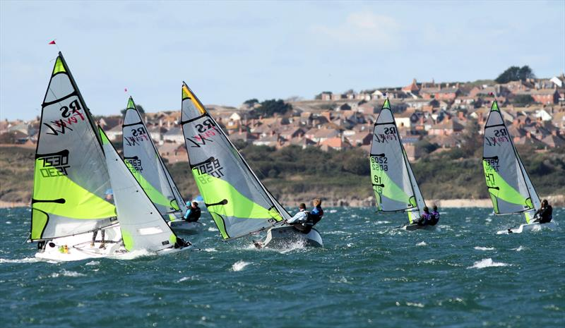 2020 South & Southwest British Youth Sailing Regional Junior Championships - photo © Mark Jardine / YachtsandYachting.com