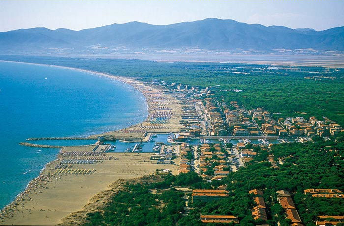 Marina di Grosetto in Tuscany is set to host the 2013 RS Feva worlds