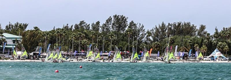 RS Feva World Championship - Final day - photo © RS Feva Class Association