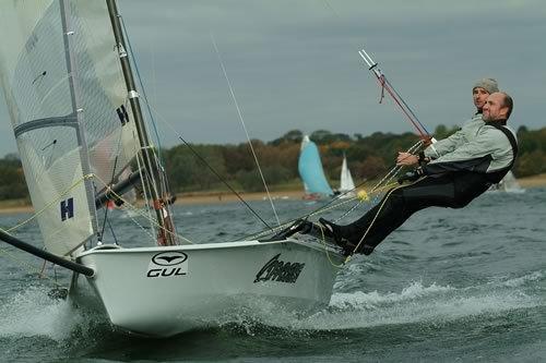 Rutland water sailing