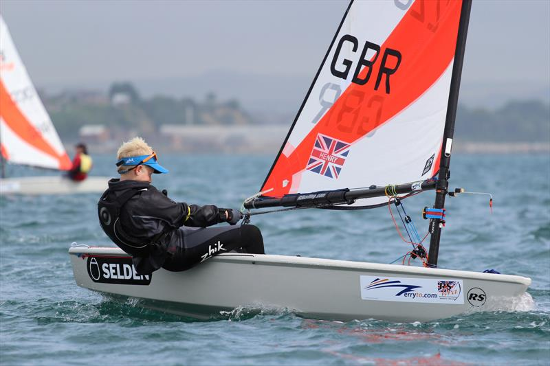 RS Tera worlds in Weymouth © Steve Greenwood