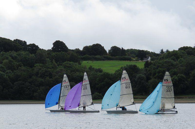 2016 RS Vareo Volvo Noble Marine Nationals at Llandegfedd - photo © Nigel Tinkler