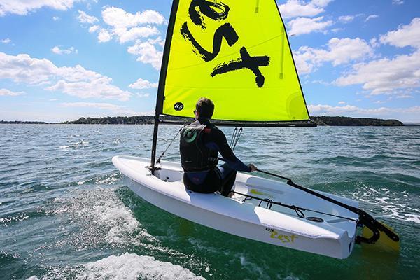 RS Zest - photo © RS Sailing