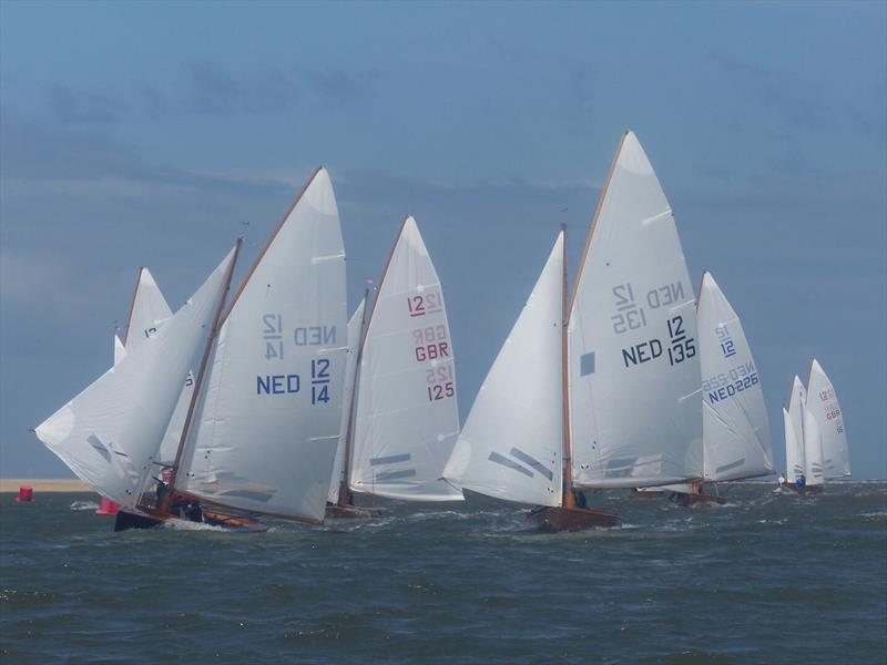 Dutch teams during the Sharpie Nationals at Wells SC - photo © Zoe Dunford
