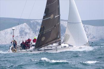 Sigma 38 nationals in Weymouth Bay