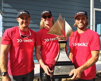 18ft Skiff Australian Championship overall