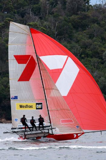 Gotta Love It 7 wins race 1 of the 63rd JJ Giltinan Championship