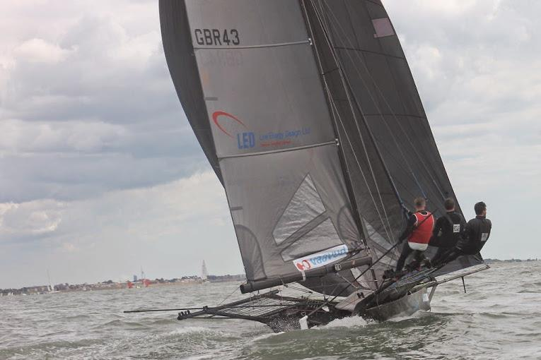 18ft Skiff Nationals at GJW Direct SailFest - photo © SailRacer