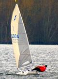Stuart Hydon during the Solo Spring Championship at Draycote © Will Loy