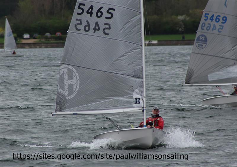 Andy Davies wins the Solo Spring Championships at Oxford