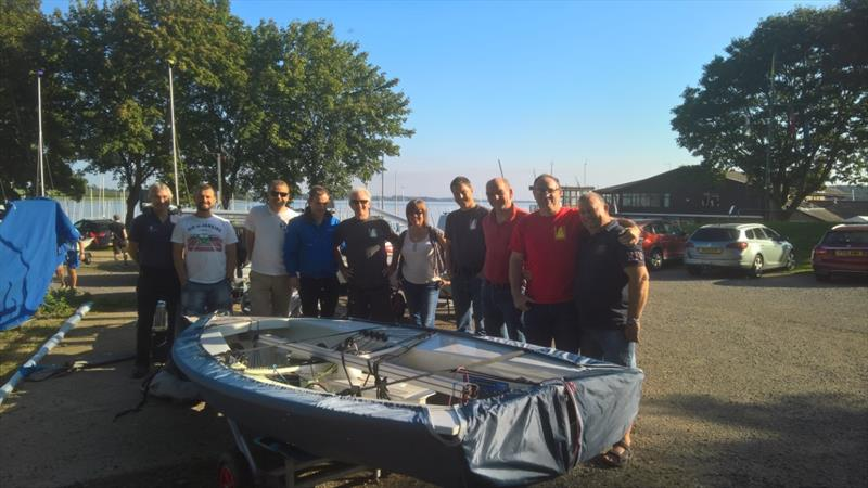 Harken Solo Inland Championship at Rutland - photo © Will Loy