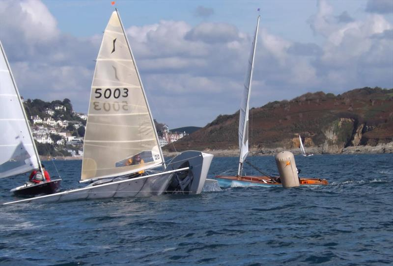 Solo Western Area Championship at Salcombe - photo © Andrew Wood