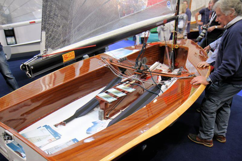 The Class Chairman's Solo at the RYA Suzuki Dinghy Show - photo © Mark Jardine / YachtsandYachting.com