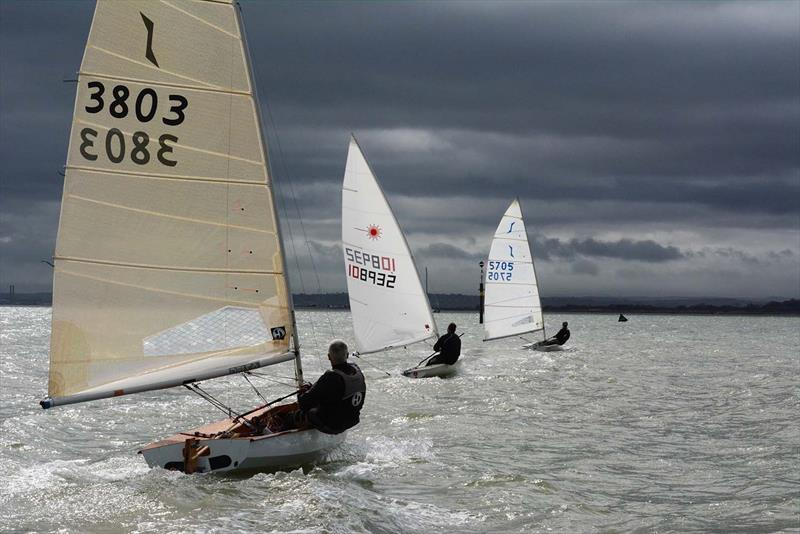 The 55th Annual Warming Pans at Hamble - photo © Trevor Pountain