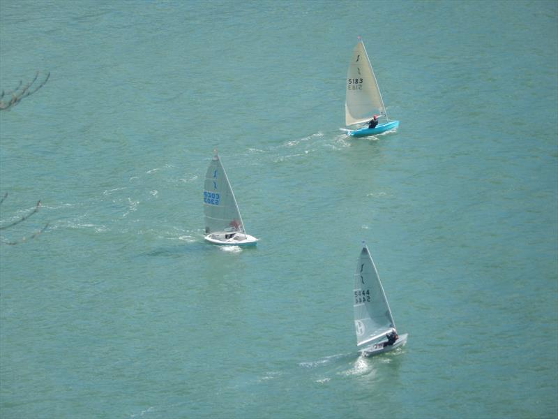 Salcombe Yacht Club Spring Series Race 3 - photo © Margaret Mackley