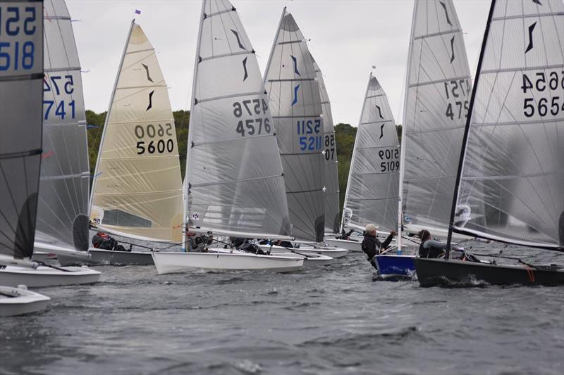 Solo Open at West Riding Sailing Club - photo © Alasdair McQuire