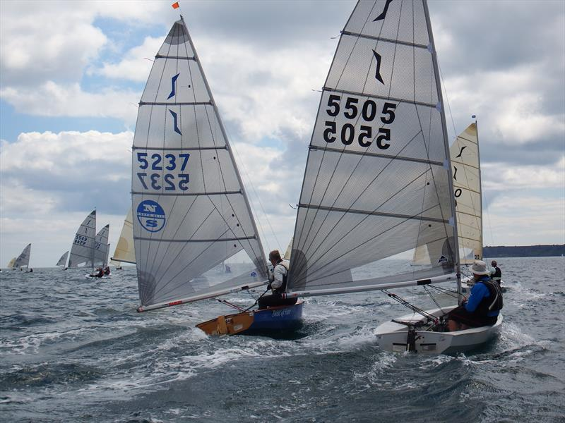 Day 2 of the Noble Marine National Solo UK Championship at Royal Torbay - photo © Vicky Bayliss