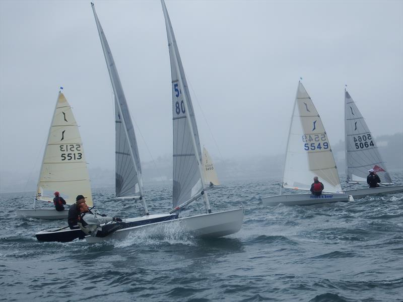 Day 3 of the Noble Marine National Solo UK Championship at Royal Torbay - photo © Will Loy