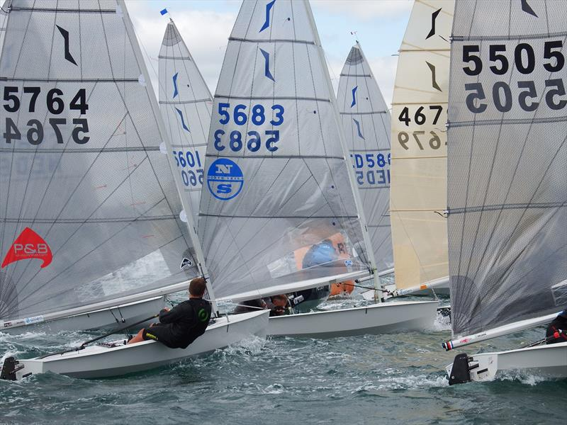 Day 6 of the Noble Marine National Solo UK Championship at Royal Torbay - photo © Will Loy