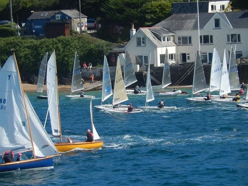 Salcombe Gin Salcombe Yacht Club Regatta 2017 - photo © Margaret Mackley