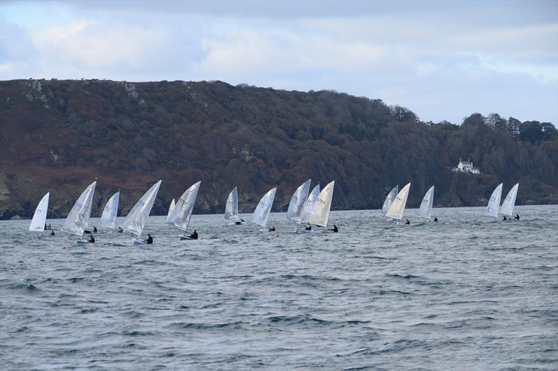 Solo Western Championship at Salcombe - photo © Alan Walker