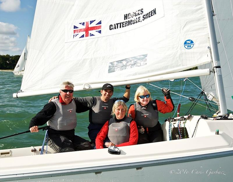 Blind Match Racing World Championship - photo © Janet Weyandt