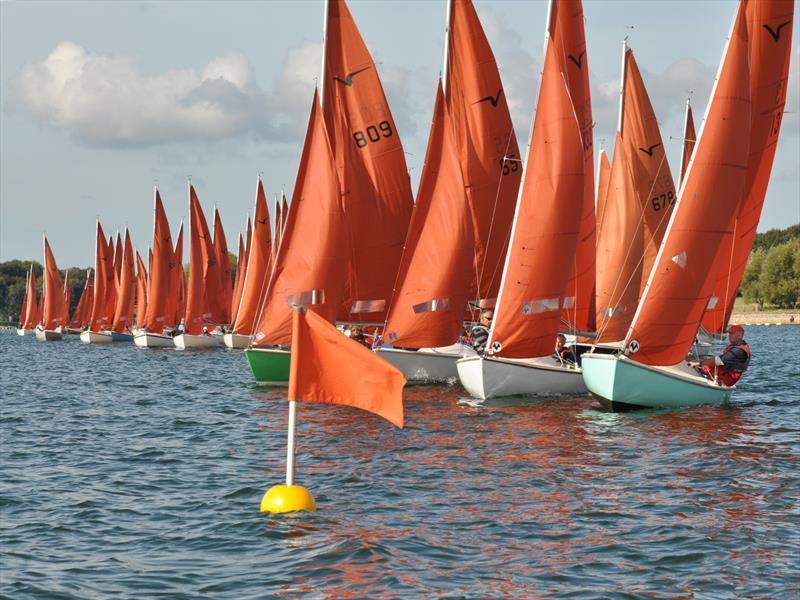 Squib Inland Championship at Rutland Sailing Club - photo © Lisa Barsby