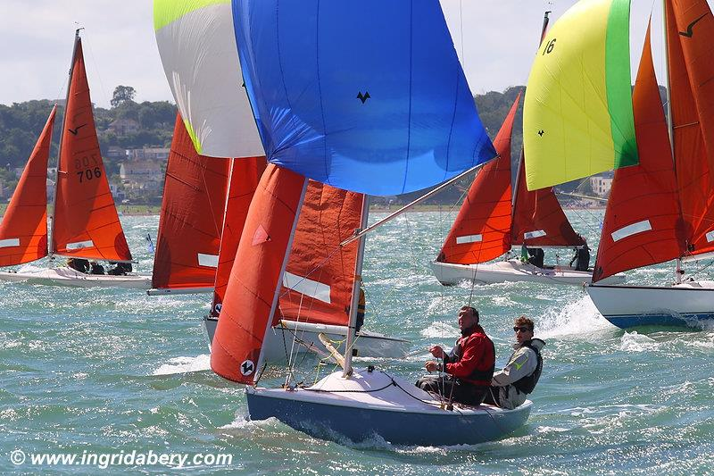 The sunshine returns on day 7 at Lendy Cowes Week 2017 - photo © Ingrid Abery / www.ingridabery.com