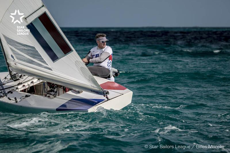 Xavier Rohart / Pierre-Alexis Ponsot - 2017 Star Sailors League Finals - Day 1 photo copyright Gilles Morelle taken at Nassau Yacht Club and featuring the Star class