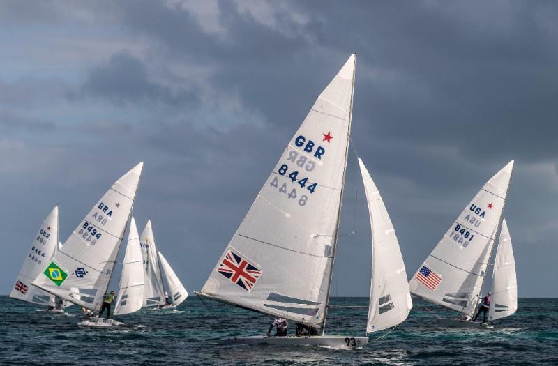 2017 Star Sailors League Finals - Day 2 - photo © Carlo Borlenghi