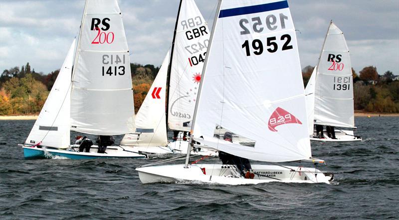 British University Fleet Racing Championships - photo © Tony Mapplebeck