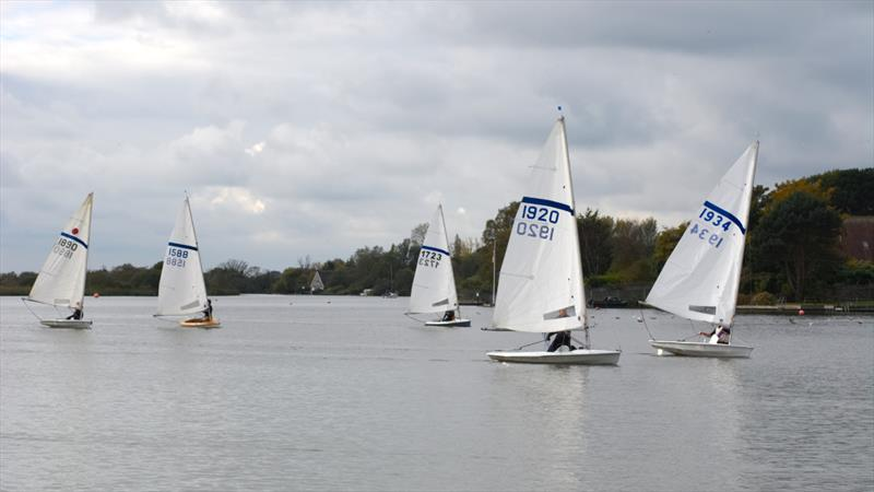 Race 3 during the Oulton Broad Streaker Open - photo © Doug Horner
