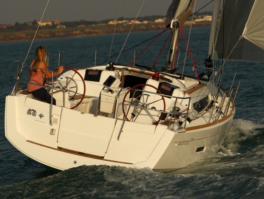 ... Jeanneau to Sunsail's specification and also known as the Jeanneau 379, ...