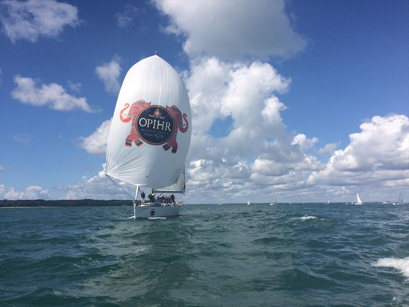 Sunsail partner with Ophir Gin - photo © Sunsail
